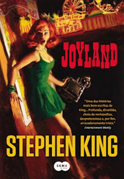 capa do livro joyland