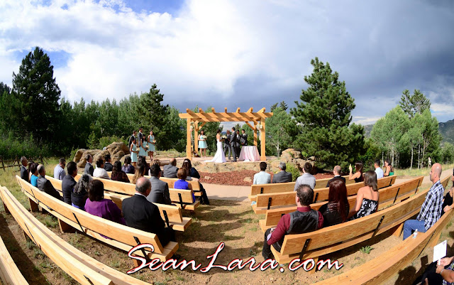 Estes Park Wedding Venues Taharaa Mountain Lodge