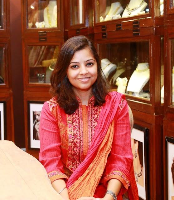 Jewelery Designer Pooja Nigam