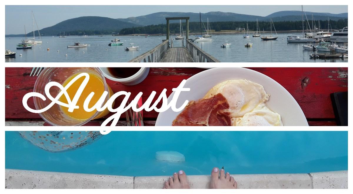 Photos de nos visites d'août