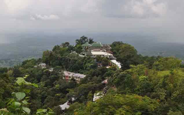 Kawasan Wisata di Kudus Colo Kudus