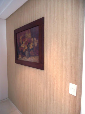 Colocando papel de parede pela primeira vez; DECORAÇÃO; PAPEL DE PAREDE; FAÇA VOCE MESMO