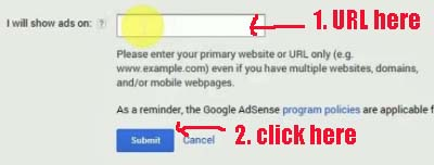 how to link YouTube Adsense account to Blogger