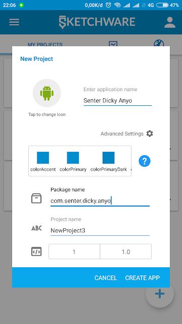 Cara Buat Aplikasi Senter di Android Dengan Mudah