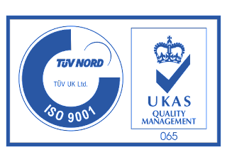 TUV NORD ISO UKAS QUALITY MANAGEMENT Logo Vector