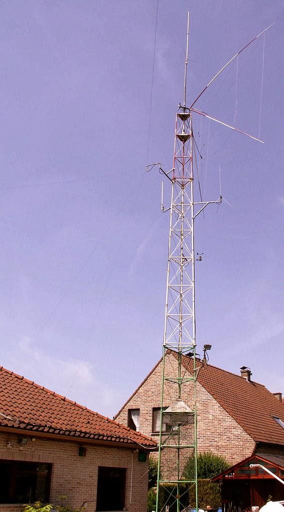 Amateur Radio KC2YTI: What Should I Mount My Ham Antenna ON