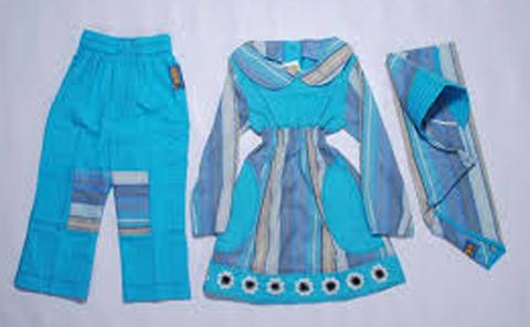 baju muslim anak perempuan murah tanah abang
