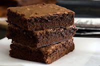 imagem de brownie
