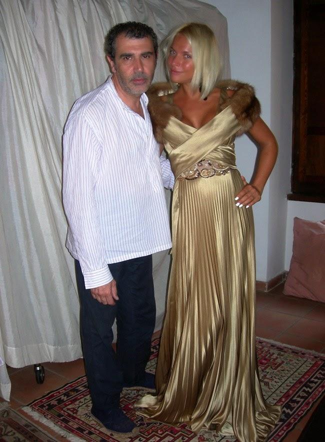 Laura Forgia Calendario.Rendez Vous Michele Miglionico Veste La Showgirl Laura Forgia
