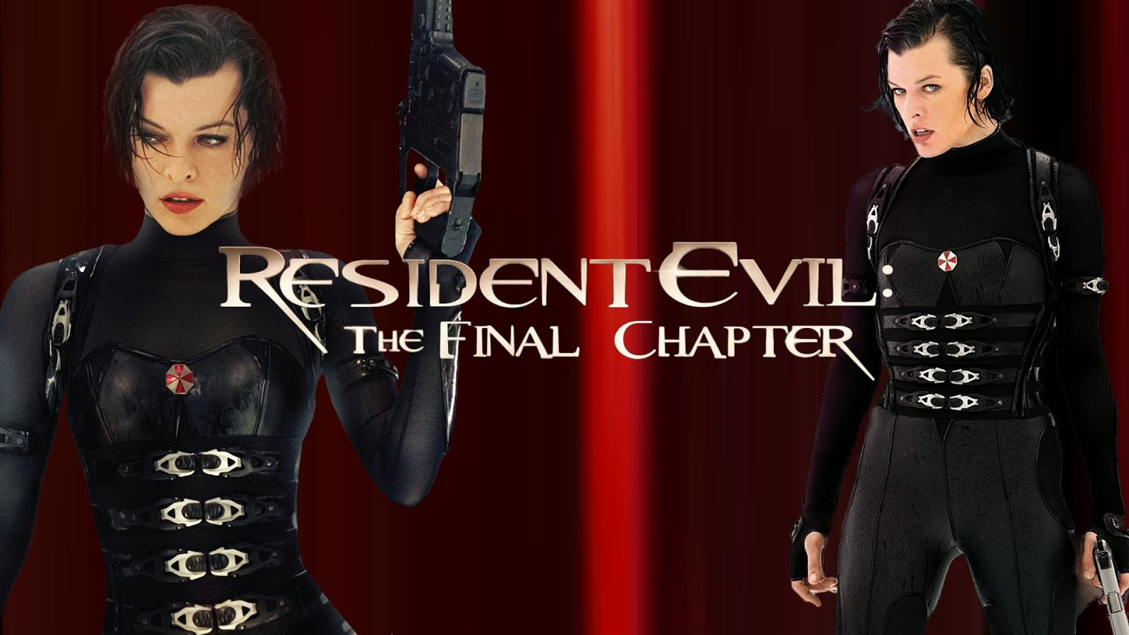 Resident Evil The Final Chapter: HD Wallpapers : Resident Evil 6 The Final Chapter Hd