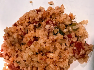 Whole30 and Paleo Mexi'cauli Rice