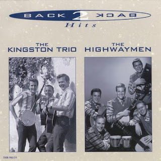The Highwaymen - Cotton Fields on Back 2 Back Hits (1961)