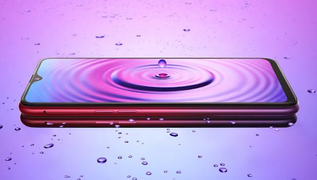 مواصفات وسعر هاتف Oppo F9 بالصور