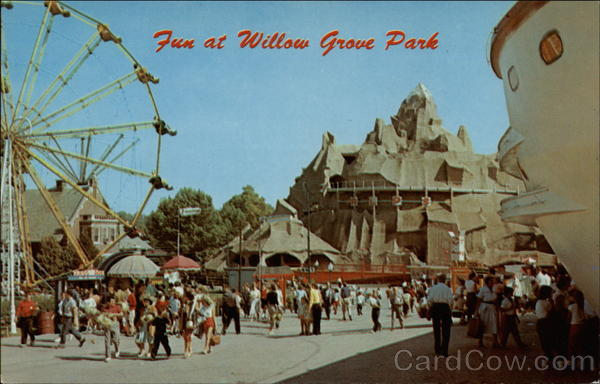 9f32c764167de When life was a lark at Willow Grove Park - Phila PA Chronicles
