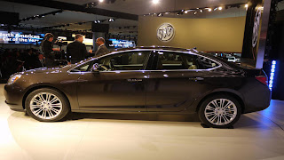 Dream Fantasy Cars-Buick Verano 2012