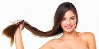 rambut panjang menawan