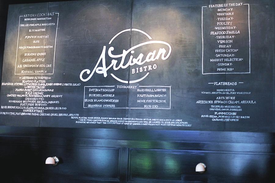artisan bistro
