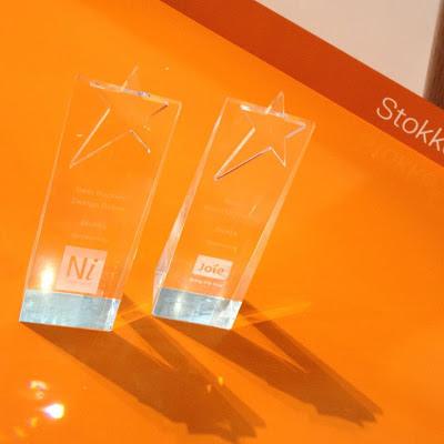 Stokke win Nursery industry Awards