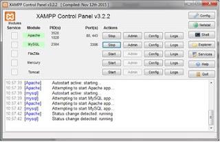 Cara Instal CodeIgniter di Localhost Xampp