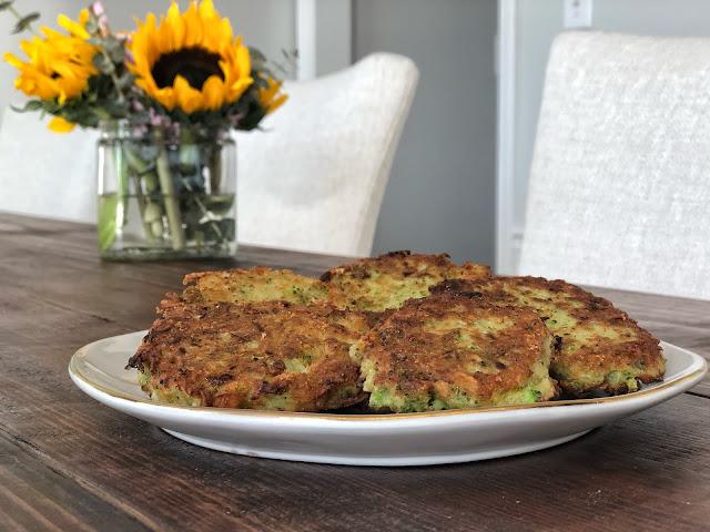 healthier latke recipe