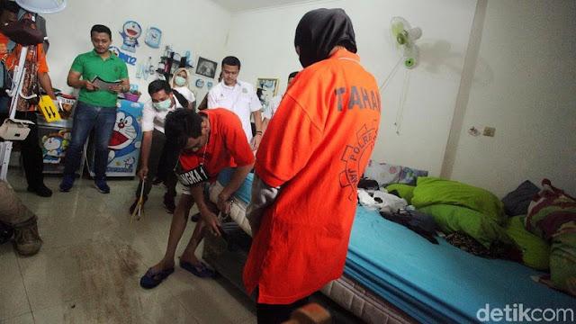 Kasus Mayat dalam Lemari, Polisi Cari Tamu Karaoke yang Janjikan Uang