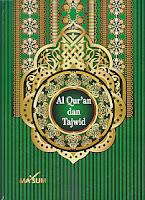Judul : MA'SUM – AL-QUR'AN DAN TAJWID (Besar)