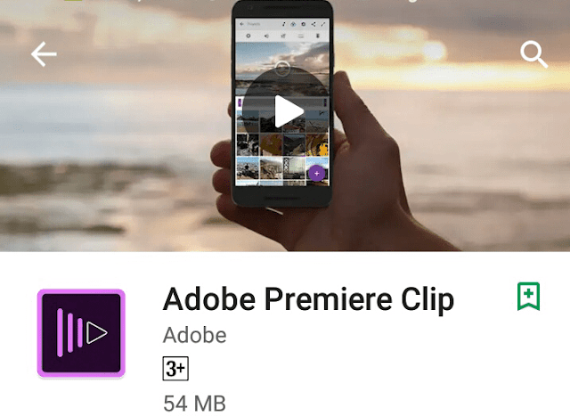 Adobe premiere clip, editor video terbaik