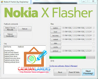 Tutorial Flashing Nokia XL RM-1030 Dual Sim Karena Stuck Di Logo WORK 100% !