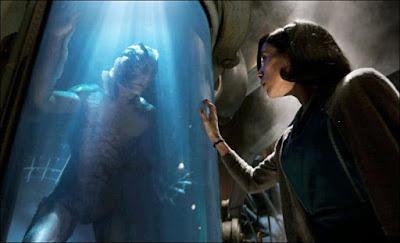 Guillermo del Toro dirige 'La forma del agua'