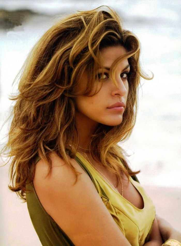 36 Beautiful Hairstyles Worn By Eva Mendes Over The Years ...