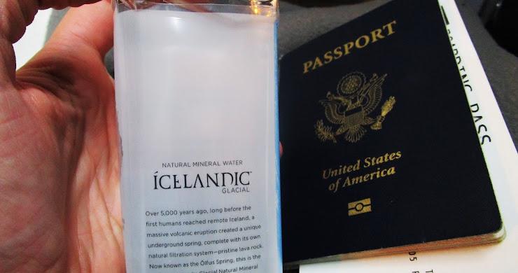 Iceland: Landing in Keflavik