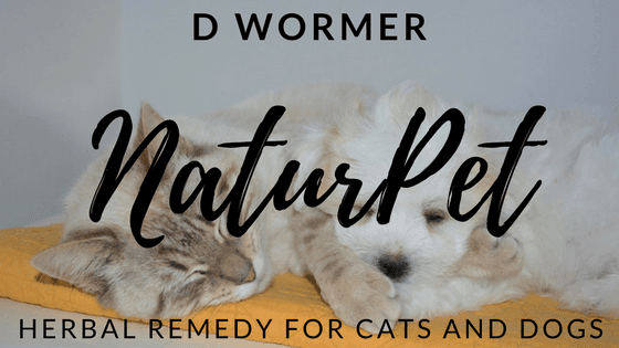 Naturpet D Wormer For Cats And Dogs Review Amy Amp Aron S