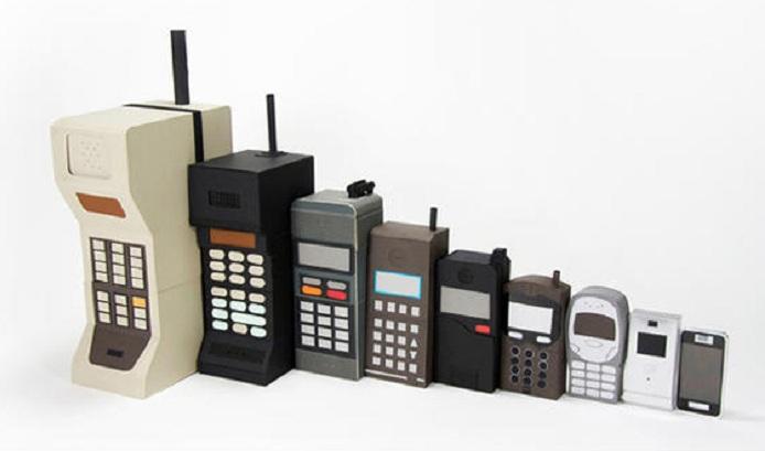 Perubahan Teknologi Komunikasi