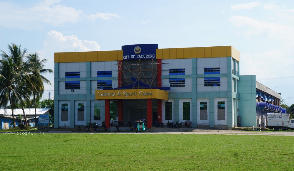 Tacuong City Cultural & Sports Center