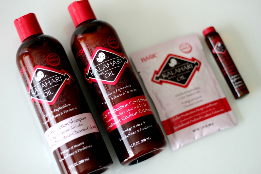 Hask Kalahari Melon Oil Hair Collection