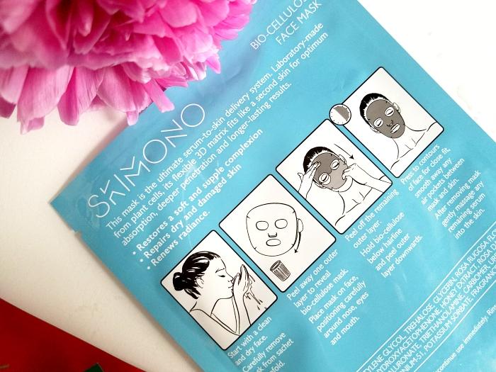 Skimono Advanced Moisturisation + Face Mask - 25ml - 18.00 Euro How to, Anwendung