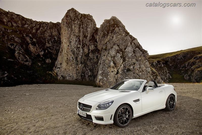 صور سيارة مرسيدس بنز SLK55 AMG 2014 - اجمل خلفيات صور عربية مرسيدس بنز SLK55 AMG 2014 - Mercedes-Benz SLK55 AMG Photos Mercedes-Benz_SLK55_AMG_2012_800x600_wallpaper_14.jpg