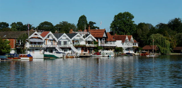 Visiting Hambleden and Henley