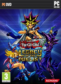 crack yugioh legacy of the duelist