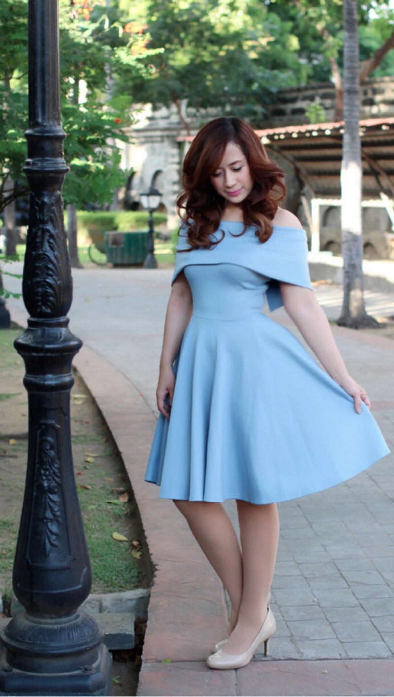 What I Wore Apartment 8 Chanel Dress