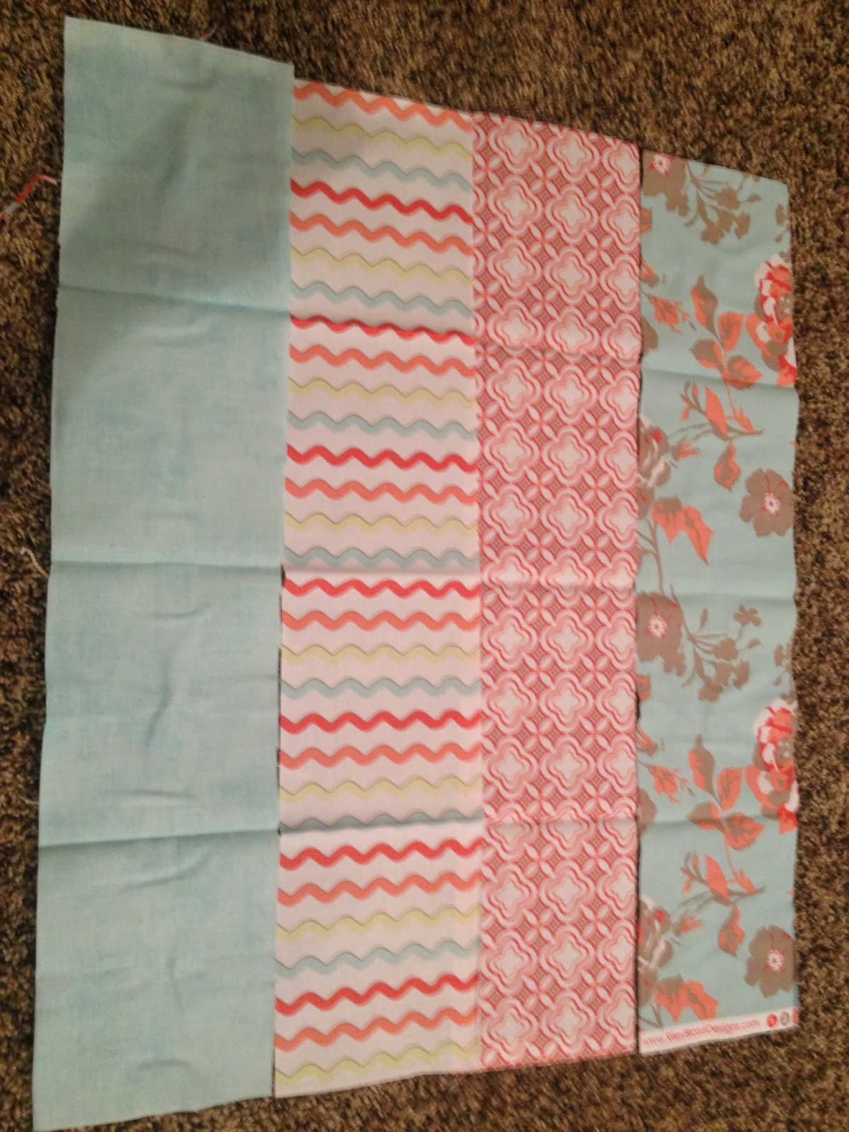 Free Quilt Patterns for Beginners- Easy Patchwork   The Stitching