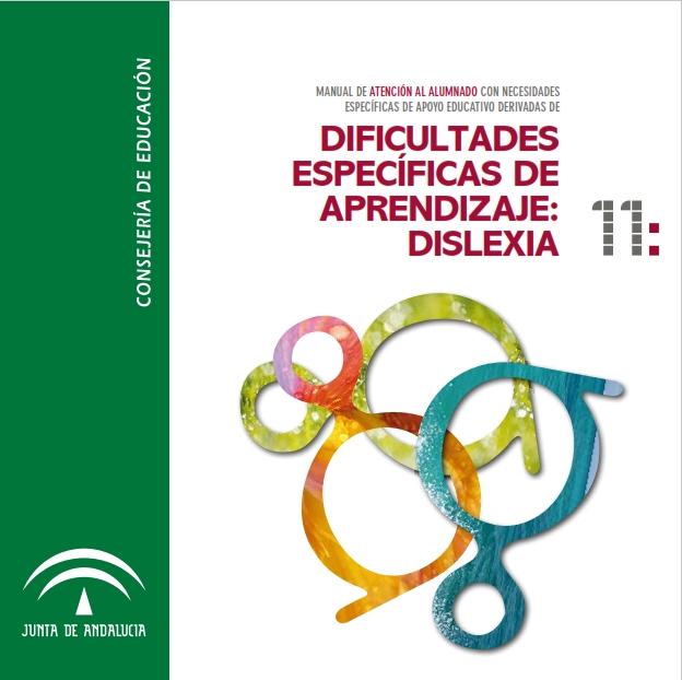 Dislexia Manual de Atención al Alumnado con Necesidades Específicas