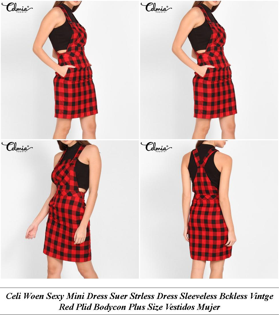 Plus Size Semi Formal Dresses - Converse Uk Sale - Polka Dot Dress - Cheap Clothes