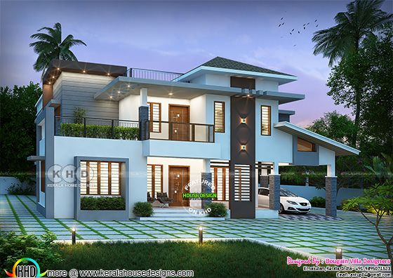 Classic style 5 BHK house 3200 sq.ft