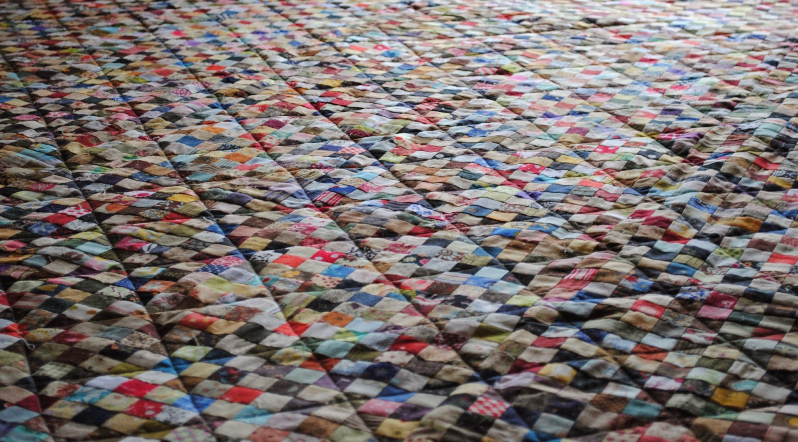 Quilting It Client Sharing Day