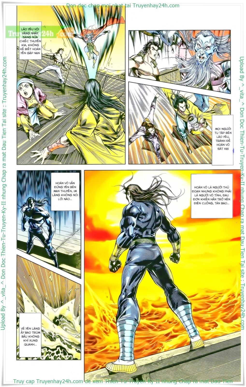 Tần Vương Doanh Chính chapter 27 trang 27