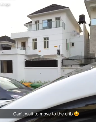 davido new house lekki - New House Pic