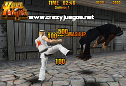 Juega Karate King