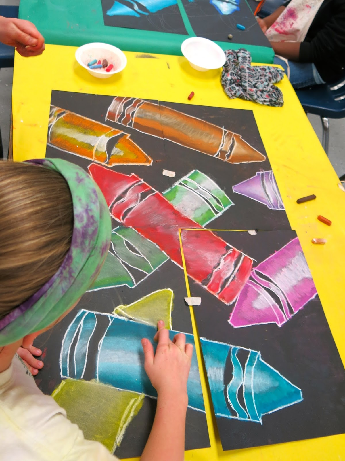 Art Lessons For 4th Graders