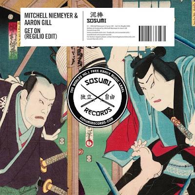 Regilio edita 'Get On' para volver a Sosumi Records